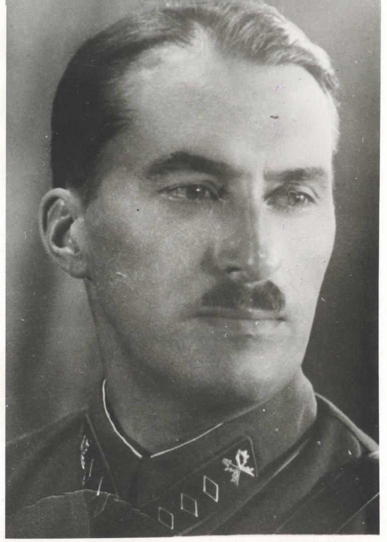 Константин Павлович Пядышев (1890 — 15 июня 1944)